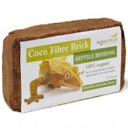 Coir Coco Fibre Bricks - 650 grams